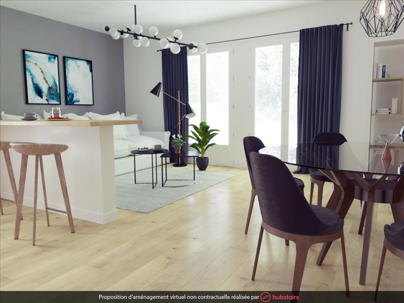 Vente Appartement AGEN (47000) - 3 pièces - 72 m² - Quartier Ermitage - Hôpital - Langevin