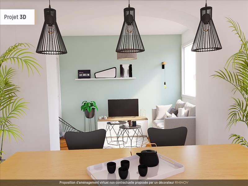 Vente Maison LE PASSAGE (47520) - 7 pièces - 153 m² -