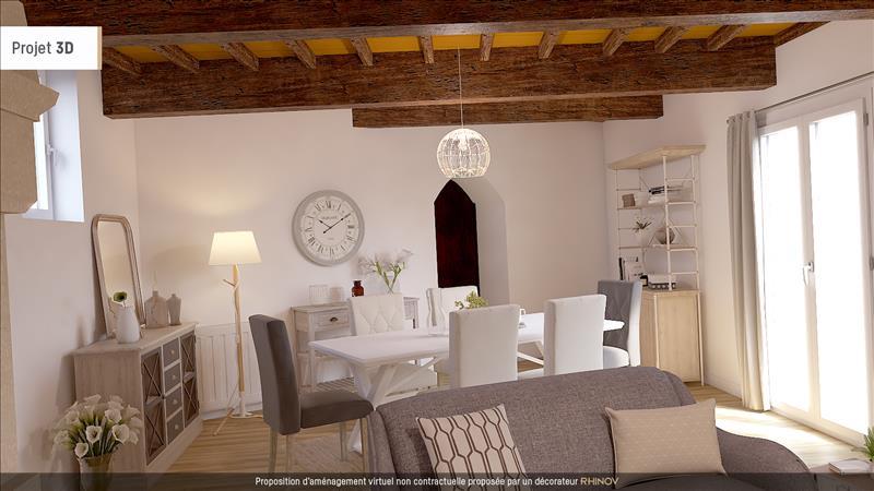 Vente Maison SAUVAGNAS (47340) - 8 pièces - 212 m² -