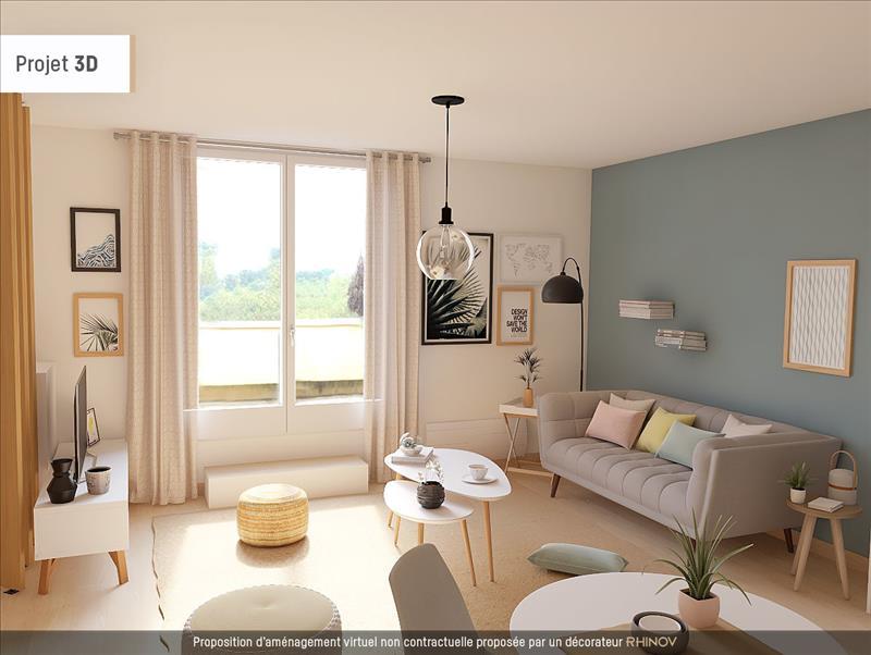 Vente Appartement FLOIRAC (33270) - 3 pièces - 61 m² -