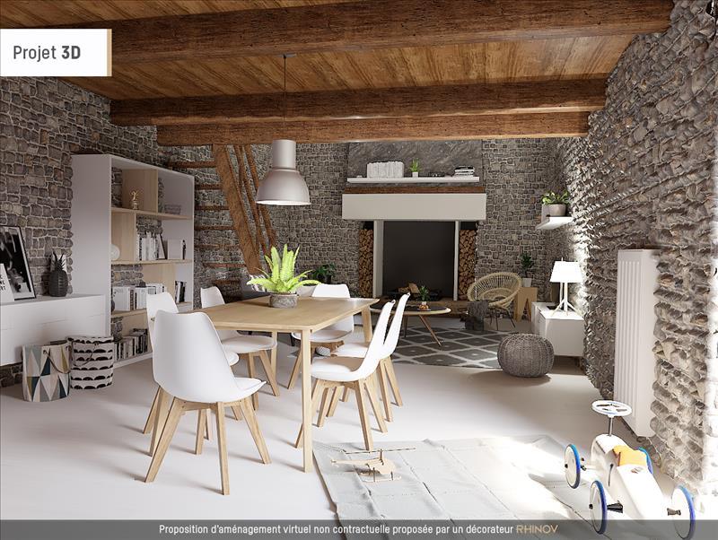 Vente Maison SIZUN (29450) - 4 pièces - 93 m² -
