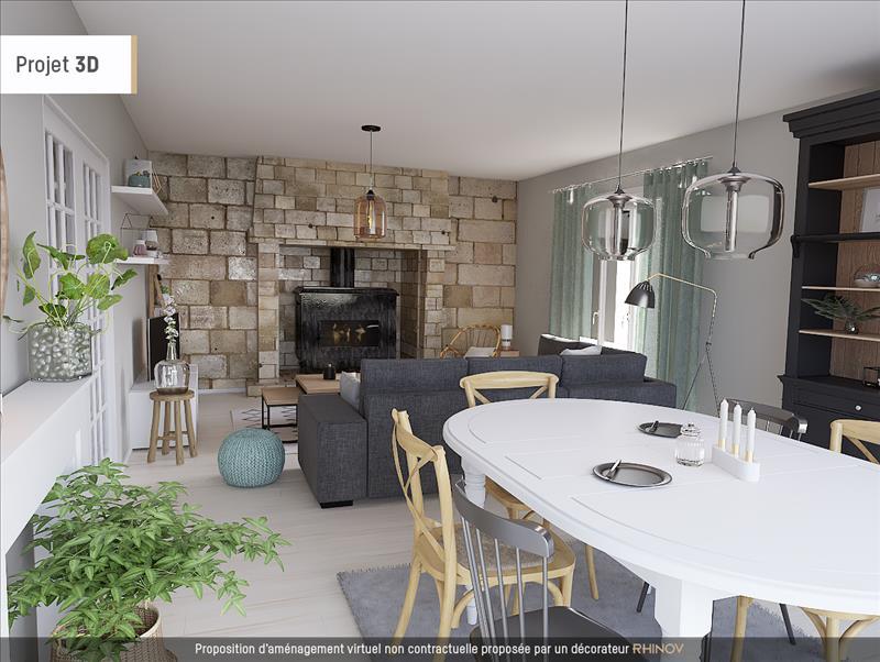 Vente Maison SIZUN (29450) - 7 pièces - 162 m² -