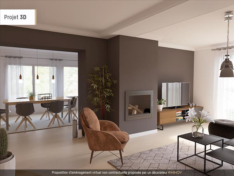 Vente Maison SIZUN (29450) - 6 pièces - 143 m² -
