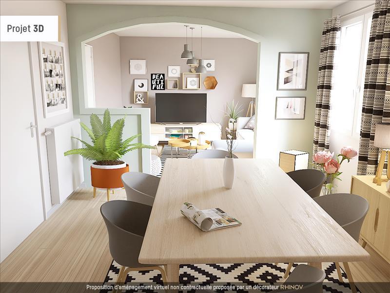 Vente Maison LANDERNEAU (29800) - 6 pièces - 94 m² -
