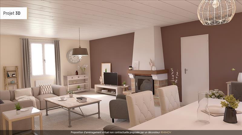 Vente Maison PENCRAN (29800) - 7 pièces - 137 m² -