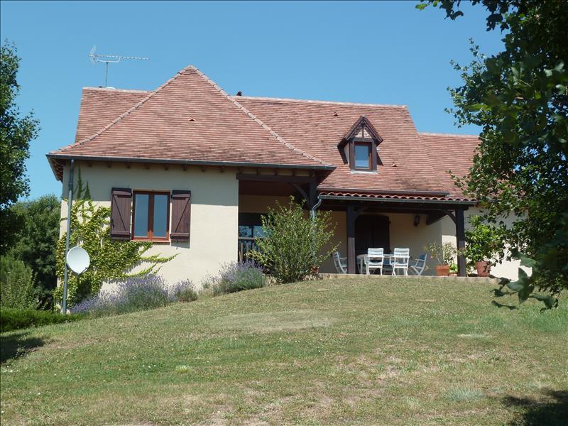 Maison GRAMAT - 6 pièces  -   170 m²