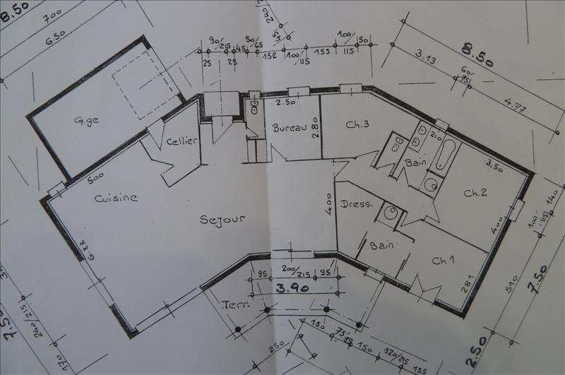 Maison ALVIGNAC - (46)