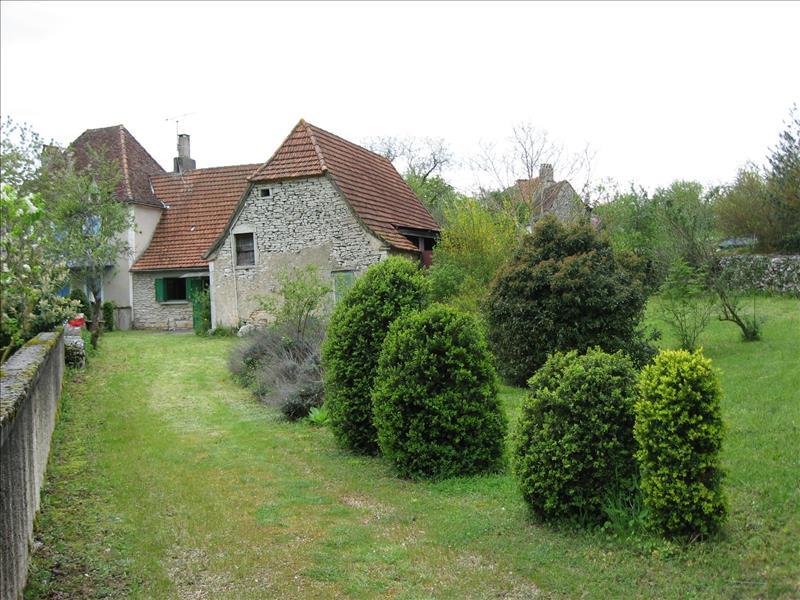 Maison QUISSAC - 4 pièces  -   60 m²