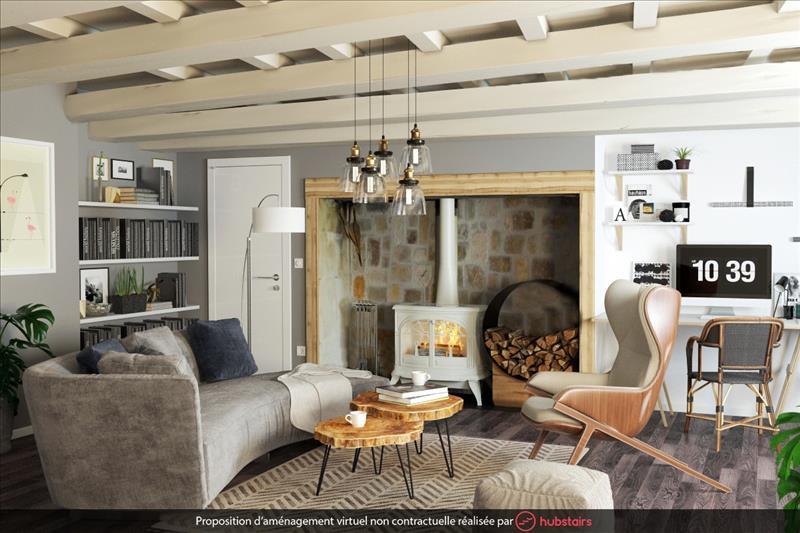 Vente Maison ROCAMADOUR (46500) - 5 pièces - 105 m² -