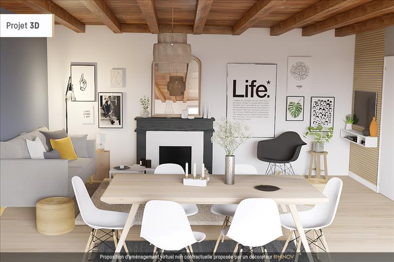 Vente Maison ROCAMADOUR (46500) - 4 pièces - 122 m² -