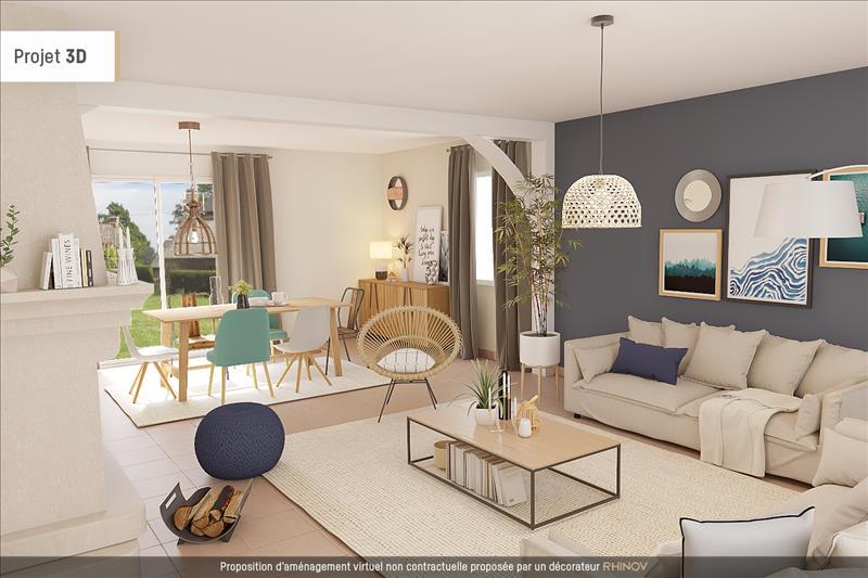 Vente Maison LAVERGNE (46500) - 8 pièces - 177 m² -