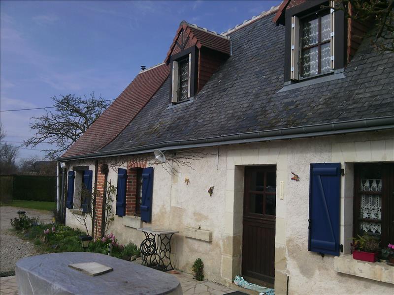 Maison STE MAURE DE TOURAINE - 6 pièces  -   137 m²