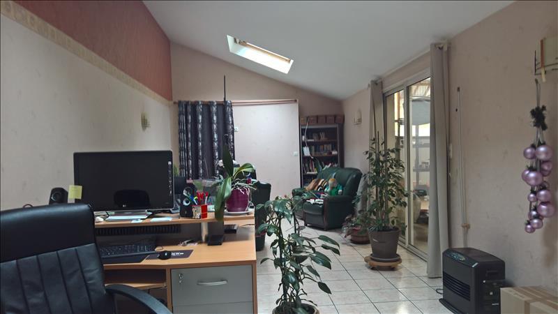 Vente Maison STE MAURE DE TOURAINE (37800) - 5 pièces - 128 m² -