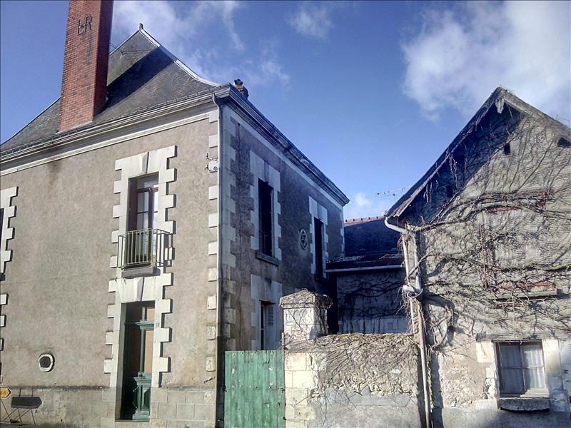 Maison STE CATHERINE DE FIERBOIS - (37)