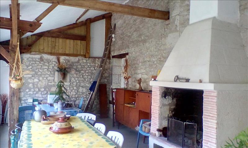 Maison PARCAY SUR VIENNE - 6 pièces  -