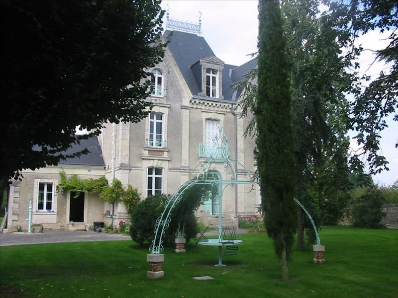 Château L ILE BOUCHARD - 12 pièces  -   320 m²