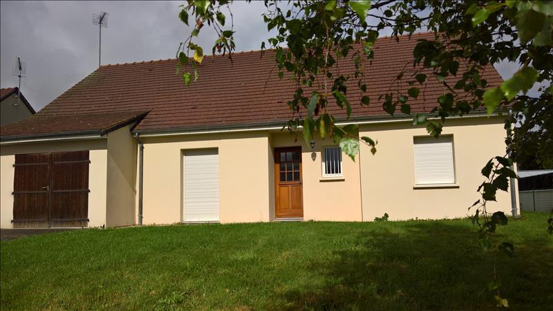Maison NOYANT DE TOURAINE - (37)
