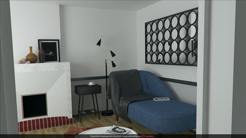 Vente Maison STE MAURE DE TOURAINE (37800) - 4 pièces - 82 m² -