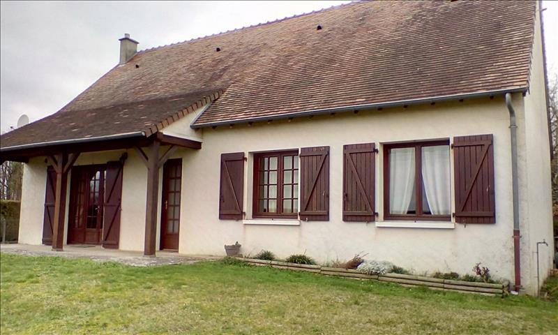 Vente maison noyant de touraine 37800 5 pi ces 91 m for Achat maison touraine