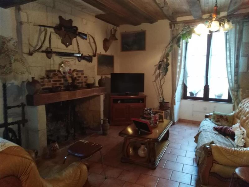 Vente Maison DESCARTES (37160) - 4 pièces - 156 m² -