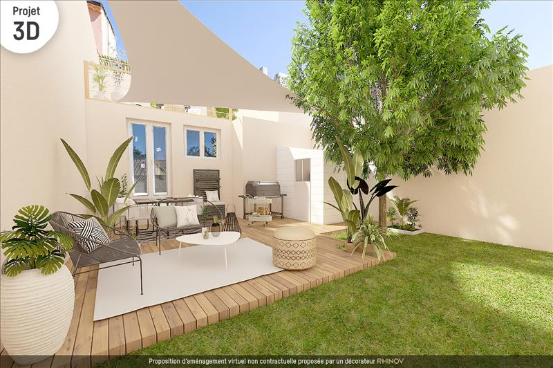 Vente Maison ADISSAN (34230) - 3 pièces - 100 m² -