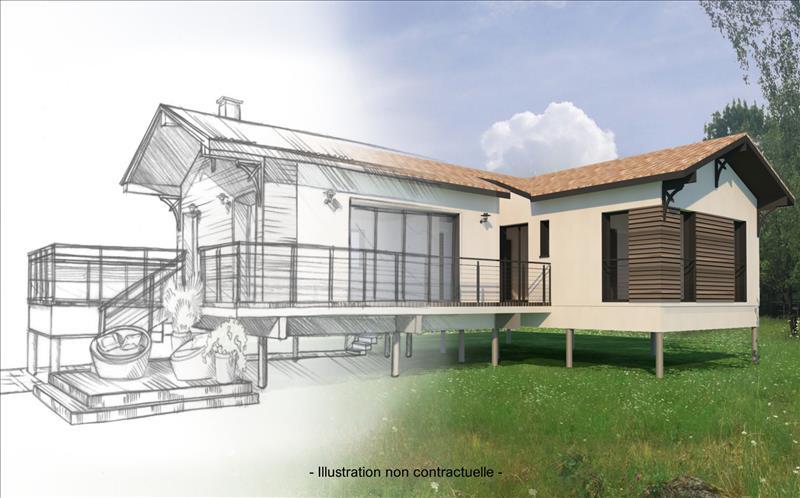 Vente Terrain ST VINCENT DE PAUL (33440) - 2302 m² -