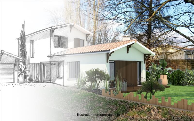 Vente Terrain AMBARES ET LAGRAVE (33440) - 734 m² -