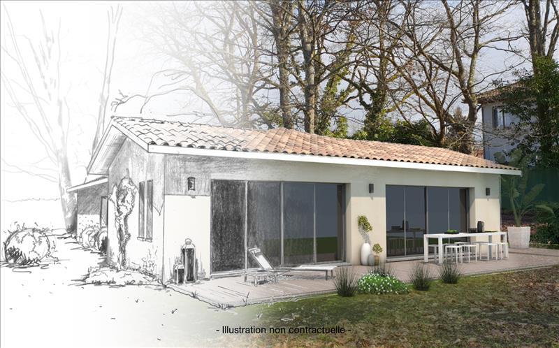 Vente Terrain AMBARES ET LAGRAVE (33440) - 918 m² -