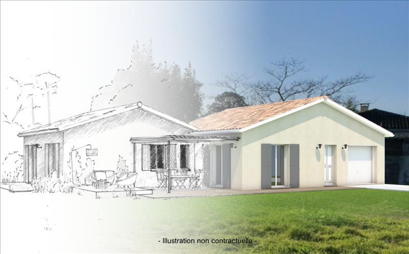 Vente Terrain AMBARES ET LAGRAVE (33440) - 760 m² -