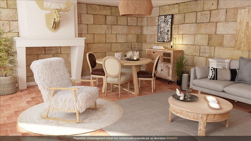Vente Maison AMBARES ET LAGRAVE (33440) - 3 pièces -