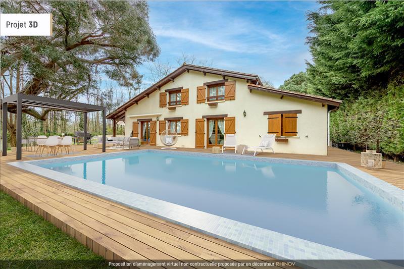 Vente Maison AMBARES ET LAGRAVE (33440) - 5 pièces - 167 m² -