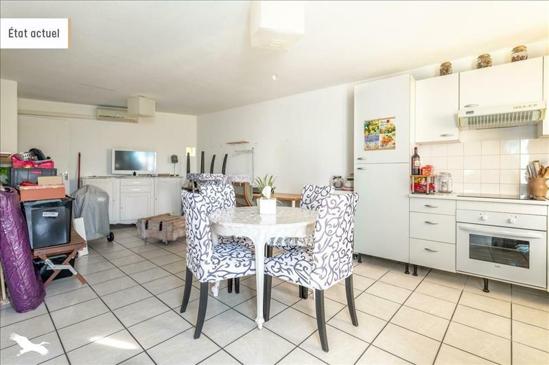 Vente Maison AMBARES ET LAGRAVE (33440) - 3 pièces - 70 m² -