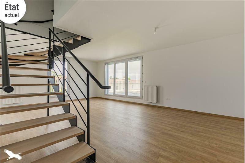 Vente Appartement BASSENS (33530) - 4 pièces - 85 m² -