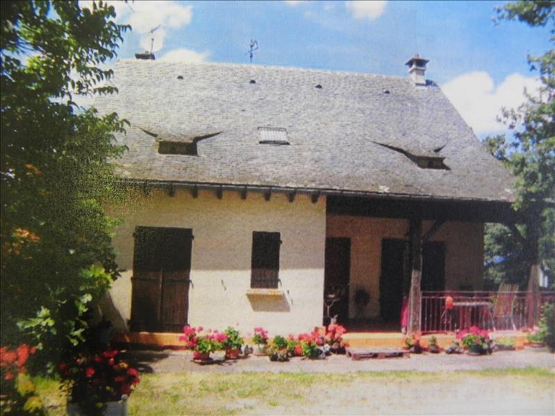 Maison LAGLEYGEOLLE - 5 pièces  -   130 m²