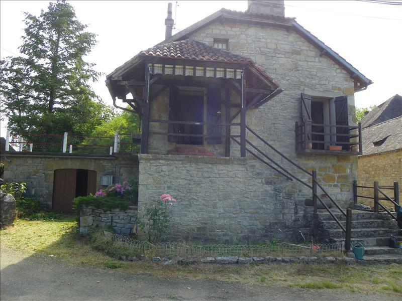 Maison CAVAGNAC - (46)