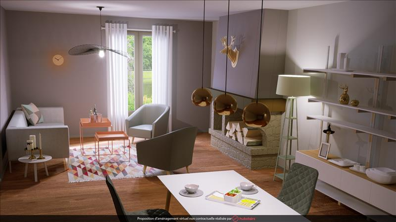 Vente Maison LAVAL DE CERE (46130) - 4 pièces - 125 m² -