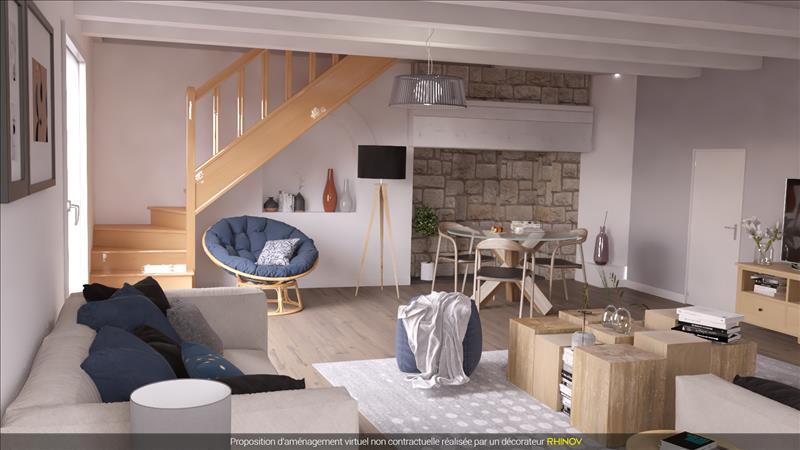 Vente Maison CUREMONTE (19500) - 6 pièces - 163 m² -