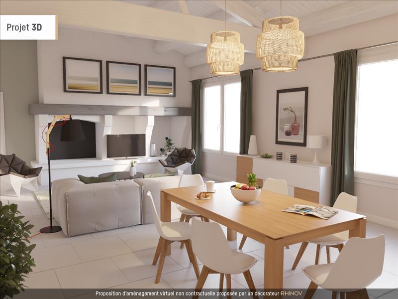Vente Maison ST PIERRE D OLERON (17310) - 5 pièces - 212 m² -