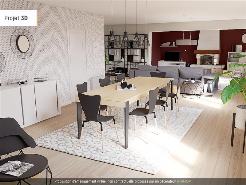 Vente Maison ST DENIS D OLERON (17650) - 4 pièces - 147 m² -