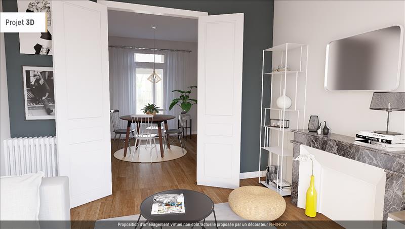 Vente Maison ANGOULEME (16000) - 6 pièces - 162 m² - Quartier Le Plateau - Centre-ville