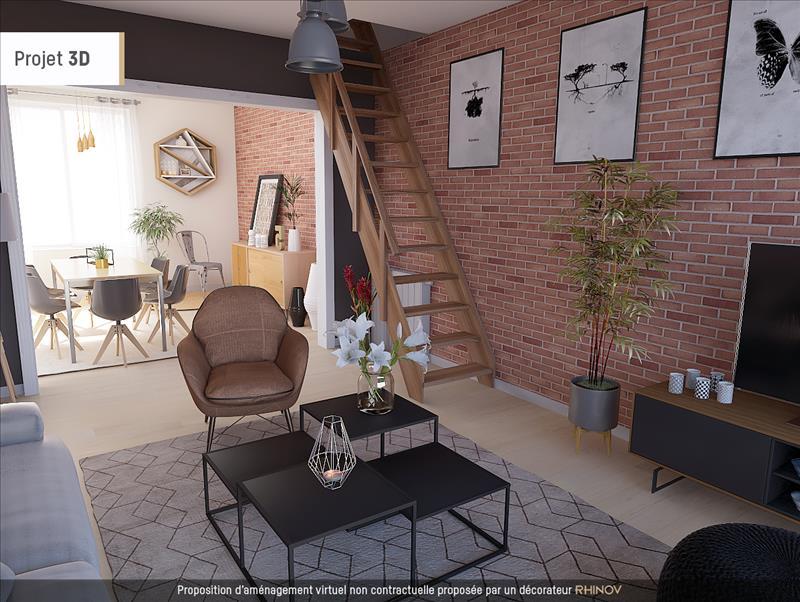 Vente Maison ANGOULEME (16000) - 6 pièces - 145 m² - Quartier Le Plateau - Centre-ville
