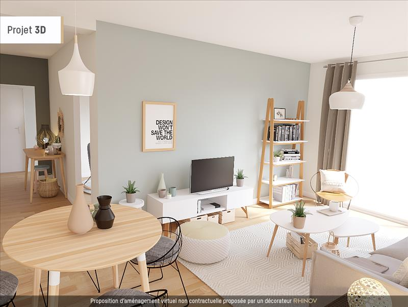 Vente Appartement ANGOULEME (16000) - 4 pièces - 93 m² - Quartier Angoulême|Le Plateau - Centre-ville