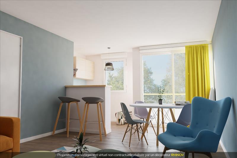 Vente Appartement NAILLOUX (31560) - 2 pièces - 42 m² -