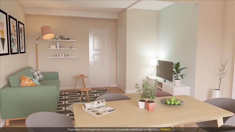Vente Maison LA LOUVIERE LAURAGAIS (11410) - 3 pièces - 73 m² -