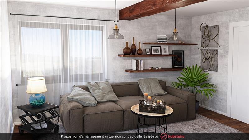 Vente Maison STE CAMELLE (11410) - 3 pièces - 98 m² -