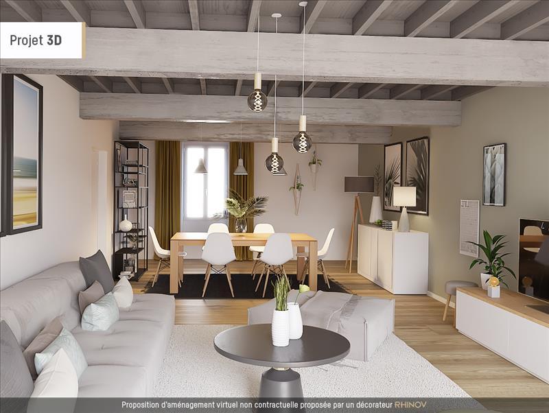 Vente maison mazeres 09270 3 pi ces 128 m 195 1873 for Simulation 3d maison