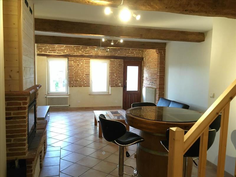 Vente Maison ST LEON (31560) - 4 pièces - 110 m² -