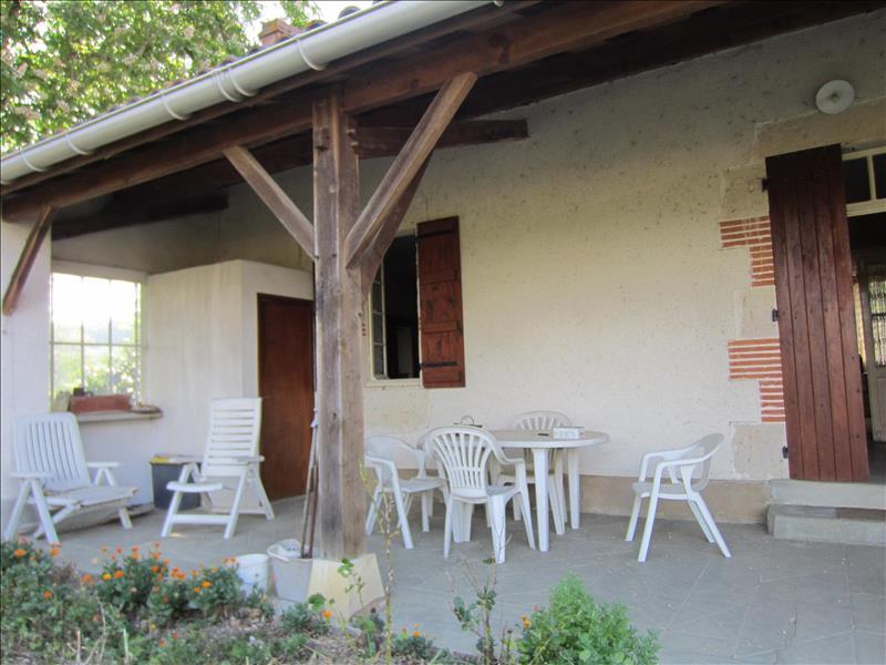 Maison ST CLAIR - 5 pièces  -   84 m²
