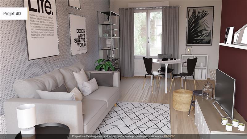Vente Maison BREST (29200) - 5 pièces - 100 m² - Quartier Recouvrance - 4 Moulins