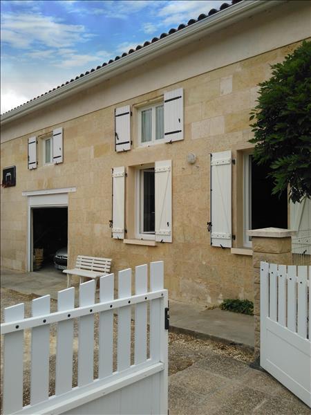 Maison BOURG - (33)